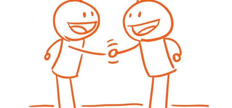 partenariat site de niche